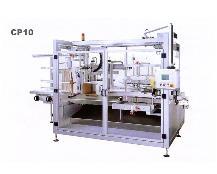上海JH-CP10全自动卧式装箱机