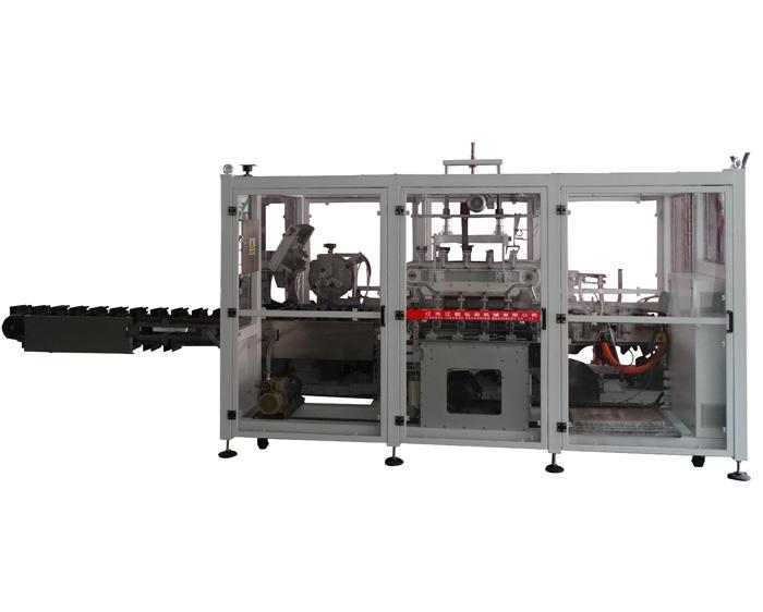 南京JH-CM180全自动(连续式)装盒机