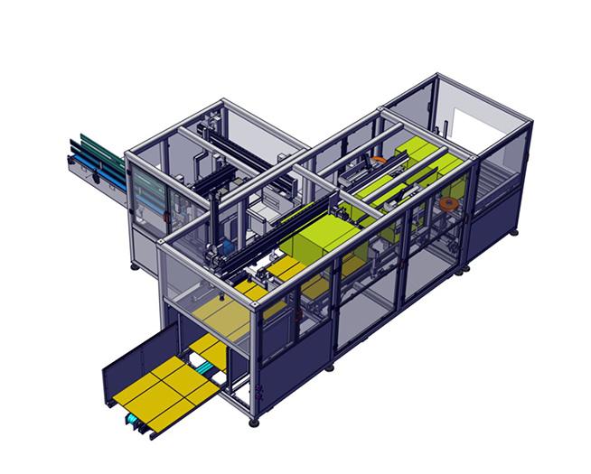湖南JH-CP05L全自动卧式装箱机