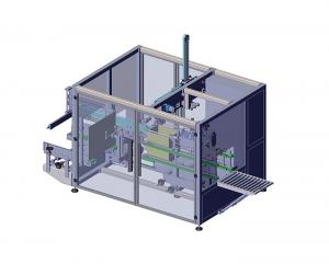 JH-VCP10全自动立式装箱机